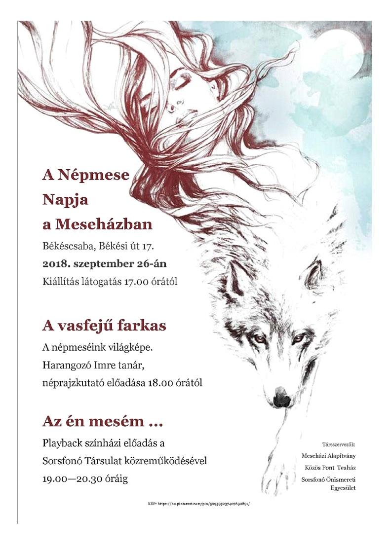 2018 Mese plakát